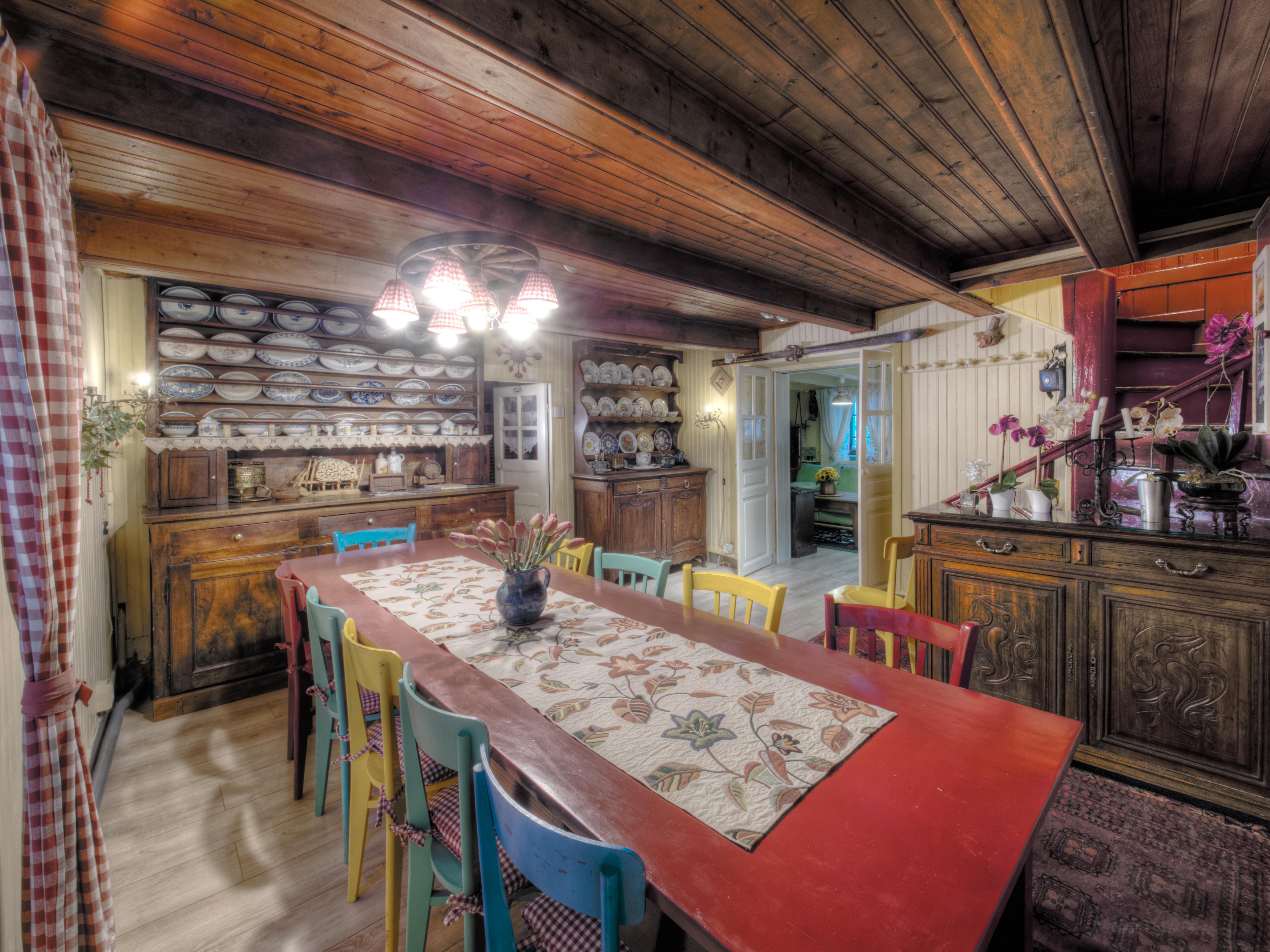 Maison Valmorel - 10 personnes - location vacances  n°64240