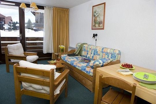 Flat in praz de lys - Vacation, holiday rental ad # 64305 Picture #1