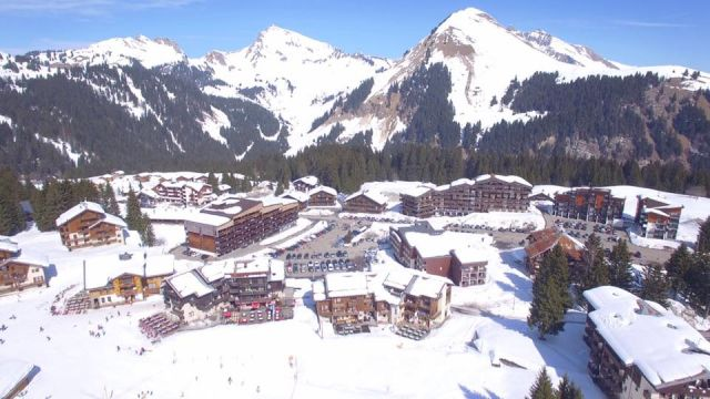 Flat in praz de lys - Vacation, holiday rental ad # 64305 Picture #2