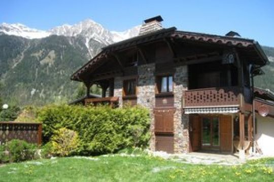 Chalet in Chamonix mont blanc - Vacation, holiday rental ad # 64329 Picture #1
