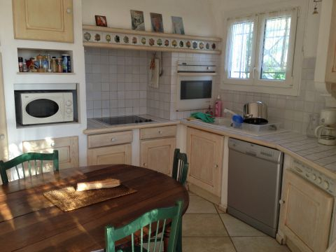 House in Roquefort la Bedoule - Vacation, holiday rental ad # 64330 Picture #3