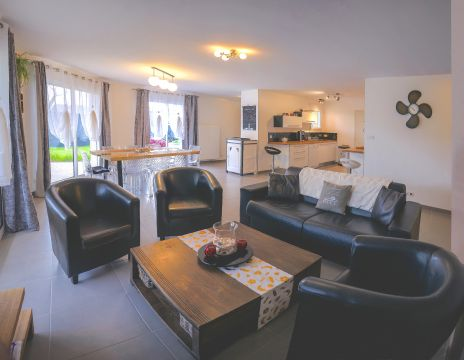 House in Landévant - Vacation, holiday rental ad # 64331 Picture #5