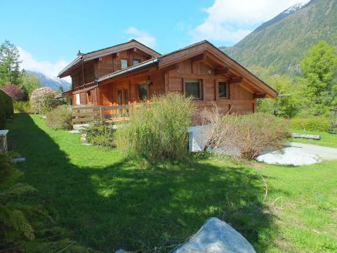 Flat in Chamonix mont blanc - Vacation, holiday rental ad # 64333 Picture #0