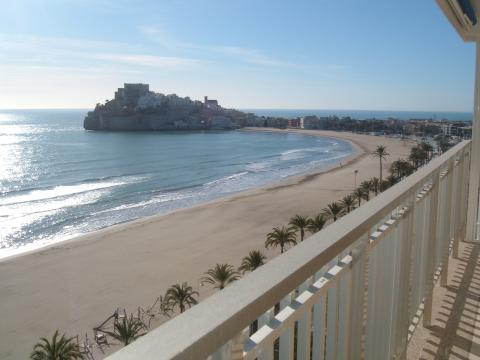 Appartement Peñiscola - 6 personnes - location vacances  n°64339