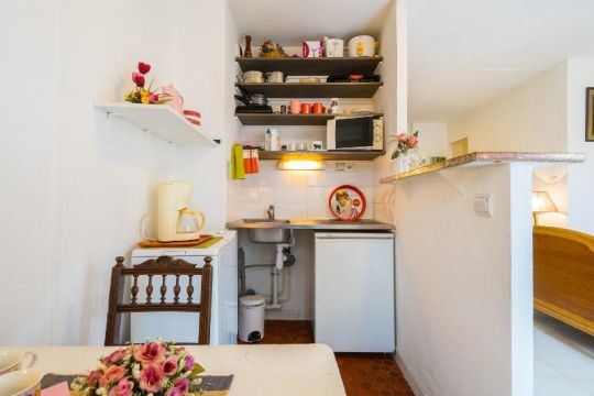 Studio in paris - Vacation, holiday rental ad # 64371 Picture #8