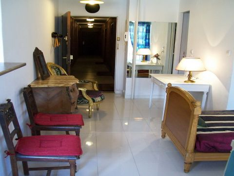 Studio in paris - Vacation, holiday rental ad # 64371 Picture #0