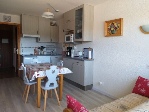 Studio in HAUTELUCE/LES SAISIES - Vacation, holiday rental ad # 64408 Picture #2