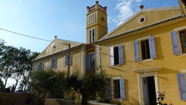 Château à Le hameau du somail à louer pour 14 personnes - location n°64412