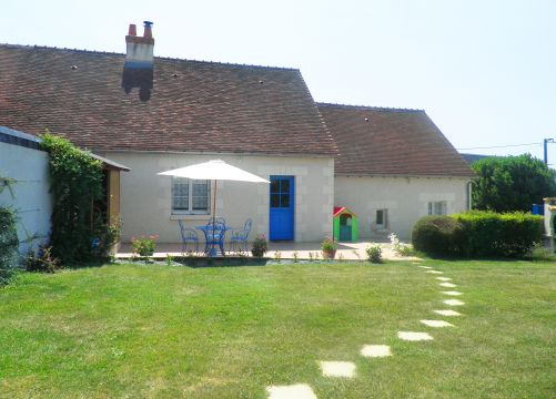 House in Ligueil - Vacation, holiday rental ad # 64439 Picture #0
