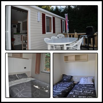 Mobile home in Saint jean de monts - Vacation, holiday rental ad # 64465 Picture #2