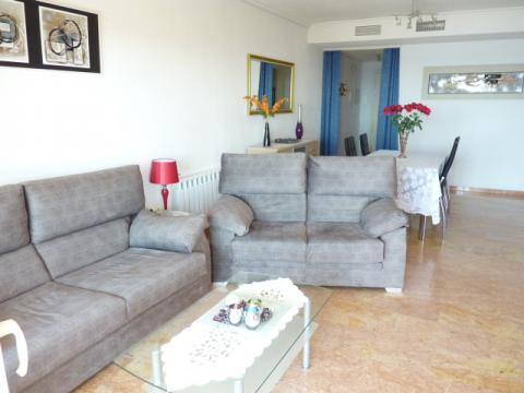 Flat in Altea - Vacation, holiday rental ad # 64473 Picture #2