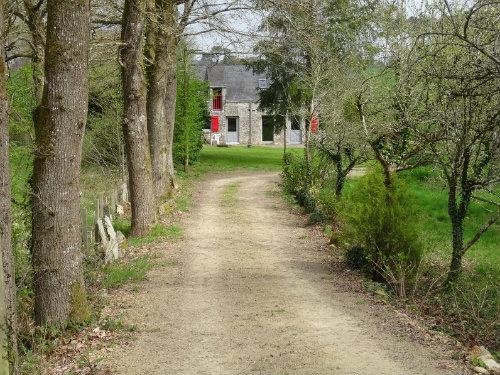 Gite in Questembert voor  6 •   3 slaapkamers   no 64474