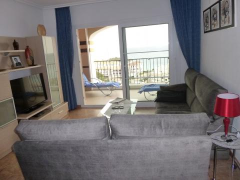 Flat in Altea - Vacation, holiday rental ad # 64477 Picture #3