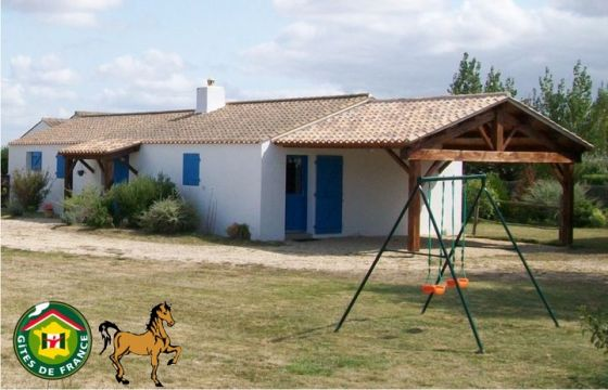 Gite in Saint-jean-de-monts te huur voor 4 personen - Advertentie no 64511