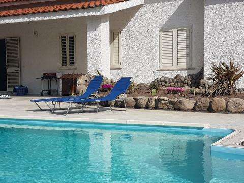 House in Perdaxius for   8 •   with private pool