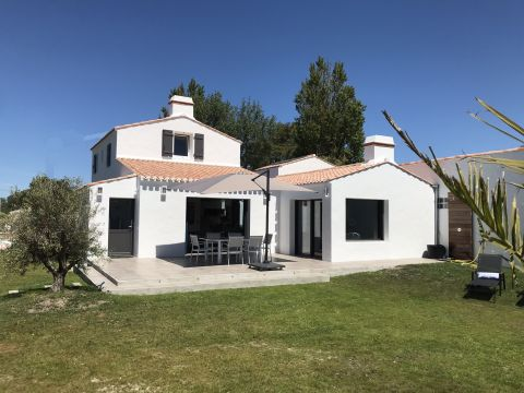 House in La gueriniere - Vacation, holiday rental ad # 64597 Picture #8
