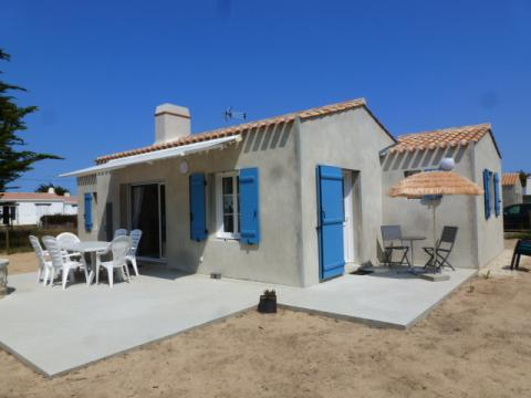 House Barbatre - 4 people - holiday home  #64613