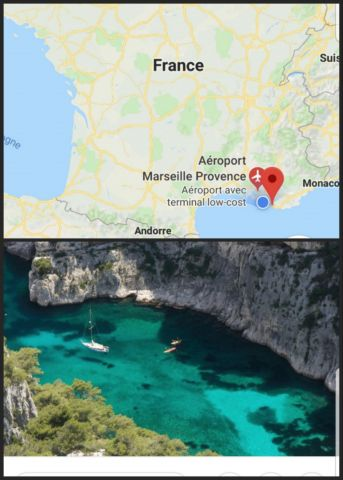 Gite in Marseille - Vacation, holiday rental ad # 64654 Picture #7