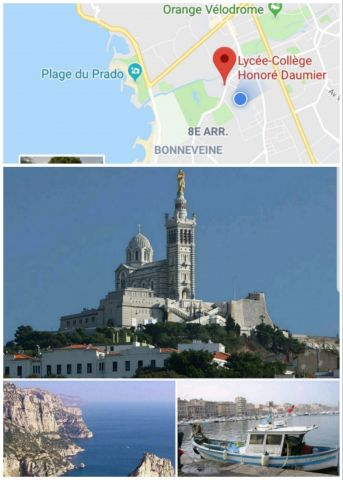 Gite in Marseille - Vacation, holiday rental ad # 64654 Picture #9