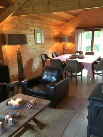 Chalet in Durbuy - Vacation, holiday rental ad # 64676 Picture #2