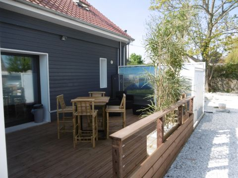 House in cayeux sur mer  - Vacation, holiday rental ad # 64691 Picture #1