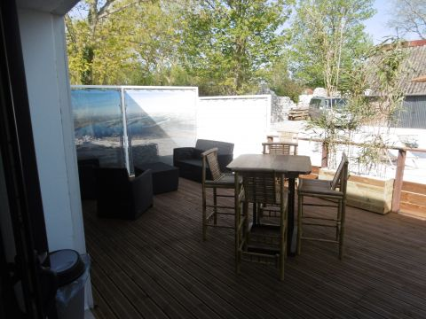 House in cayeux sur mer  - Vacation, holiday rental ad # 64691 Picture #2