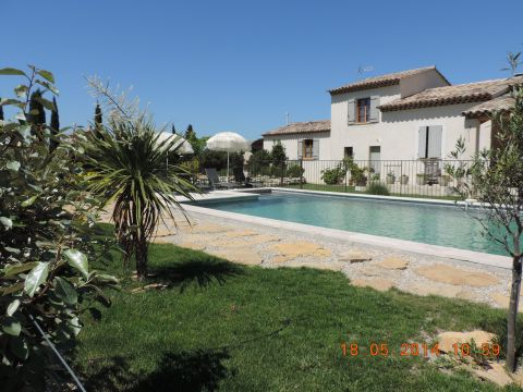 Gite in Cavaillon - Vacation, holiday rental ad # 64704 Picture #0