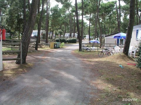 Mobile home in La palmyre - Vacation, holiday rental ad # 64723 Picture #8