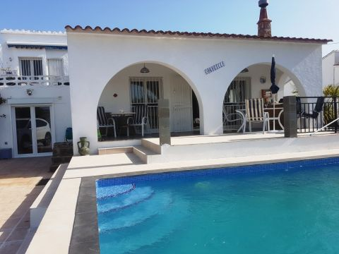 House in Rosas - Vacation, holiday rental ad # 64741 Picture #0