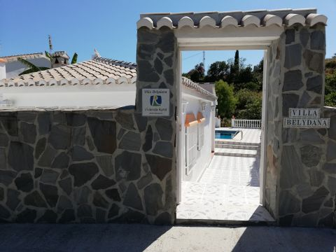 Gite in Frigiliana - Vacation, holiday rental ad # 64742 Picture #14