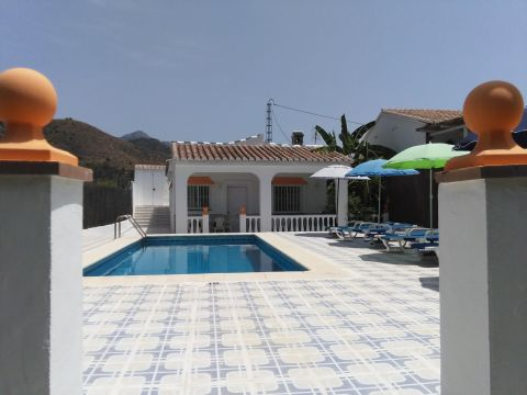 Gite in Frigiliana - Vacation, holiday rental ad # 64742 Picture #9