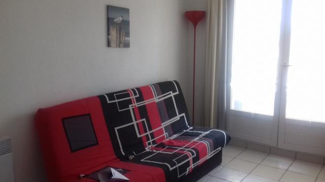 Flat in St hilaire de riez - Vacation, holiday rental ad # 64758 Picture #1