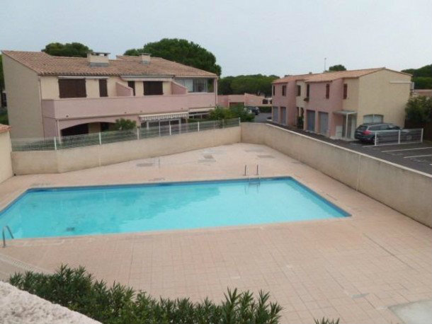 Flat Cap D'agde - 5 people - holiday home  #64790