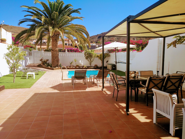 House Las Palmas - 6 people - holiday home  #64821