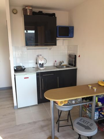 Studio in Gruissan - Vacation, holiday rental ad # 64823 Picture #0