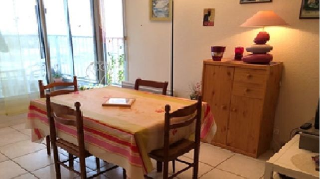 Flat in Soulac-sur-Mer - Vacation, holiday rental ad # 64829 Picture #1