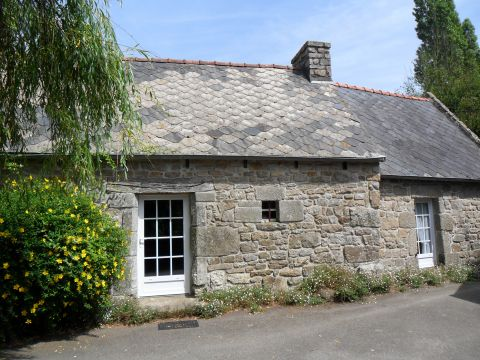 Gite in Fouesnant for rent for  4 people - rental ad #64836