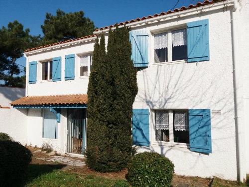 Maison La Palmyre - 7 personnes - location vacances  n°64844