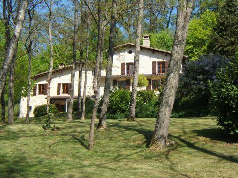 Maison Sens (marsolan) - 9 personnes - location vacances  n°64857