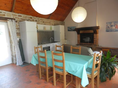 Gite in Fouesnant - Vacation, holiday rental ad # 64890 Picture #0