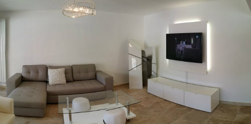 Flat in Juan les pins for   8 •   with terrace   #64899