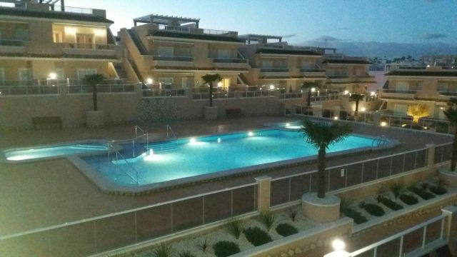 Flat in TORREVIEJA - Vacation, holiday rental ad # 64900 Picture #9