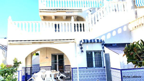 House in Torrevieja - Vacation, holiday rental ad # 64929 Picture #1