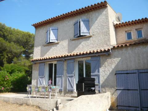 House in SAINT MANDRIER SUR MER - Vacation, holiday rental ad # 64931 Picture #0