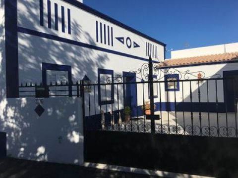 House in Luz de Tavira - Vacation, holiday rental ad # 64934 Picture #8