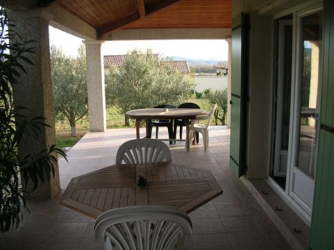 House in St Jean de Maruéjols - Vacation, holiday rental ad # 64956 Picture #0