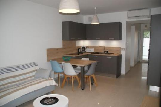 Flat in Calvi - Vacation, holiday rental ad # 64991 Picture #2