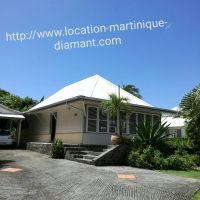 Maison 12 personnes Le Diamant - location vacances  n°64011