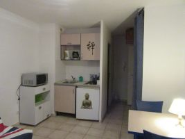Flat Nice - 2 people - holiday home  #64080