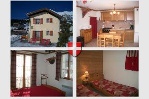 Gite Sardieres 73500 Sollieres-sardieres - 4 personnes - location vacances  n°64112